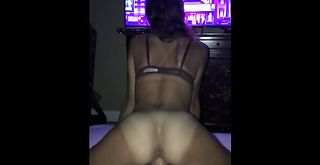 Christ does it get any better than This(pigtails, Sloppy Blowjob, Creampie)
